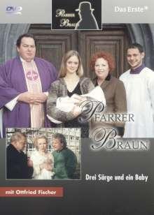 Pfarrer Braun: Drei Särge und ein Baby, DVD