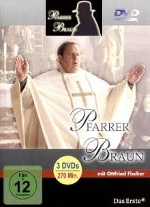 Pfarrer Braun Box 4, 3 DVDs