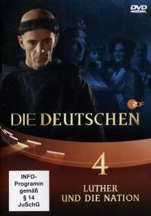 Die Deutschen Teil 4: Luther und die Nation, DVD