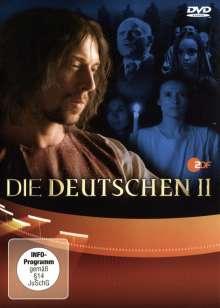 Die Deutschen II (Teil 11-20), 10 DVDs