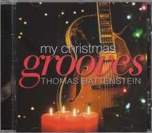 Thomas Battenstein: My Christmas Grooves, CD