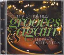 Thomas Battenstein: My Christmas Grooves Again, CD