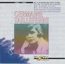 Germaine Tailleferre (1892-1983): Kammermusik, CD