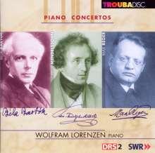 Wolfram Lorenzen - Piano Concertos, CD