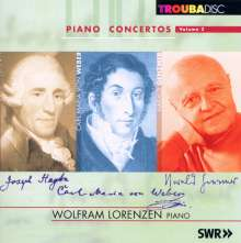 Wolfram Lorenzen - Piano Concertos Vol.2, CD