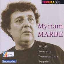 Myriam Marbe (1931-1997): Requiem, CD