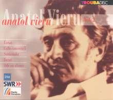 "Anatol Vieru (1926-1998): Symphonie Nr.1 ""Ode Au Silence"", CD"