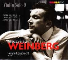 Renate Eggebrecht - Violin solo Vol.9, CD