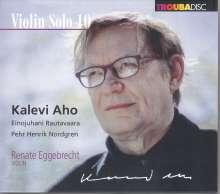 Renate Eggebrecht - Violin solo Vol.10, CD