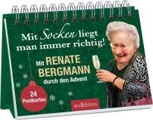 Renate Bergmann: Mit Socken liegt man immer richtig!, Buch