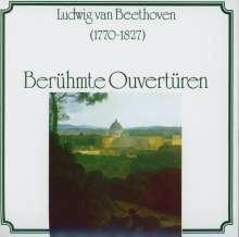 Ludwig van Beethoven (1770-1827): Beethoven/Berühmt.Ouver, CD