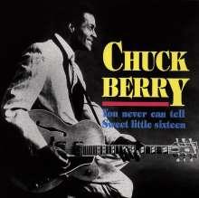 Chuck Berry: You Never Can Tell Sweet Little Sixteen, CD