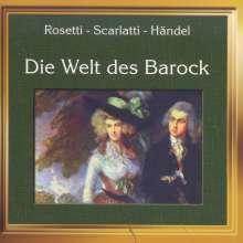 Stuttgarter Bläserquintett - Die Welt des Barock, CD