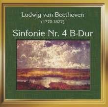 Ludwig van Beethoven (1770-1827): Beethoven/Sinfonie 4, CD
