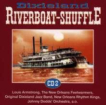 Dixieland CD 2: Riverboat-Shuffle, CD