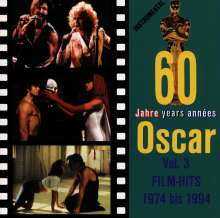 Filmmusik: 60 Jahre Oscar Vol.3, CD