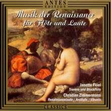 Janette Flöel spielt Werke der Renaissance, CD