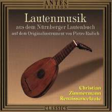 Christian Zimmermann,Renaissancelaute, CD