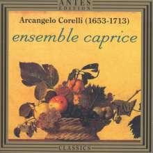 Arcangelo Corelli (1653-1713): Sonaten für Violine & Bc op.5 Nr.11 & 12, CD