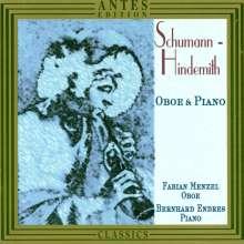 Fabian Menzel,Oboe, CD