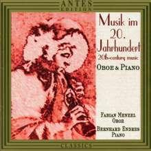 Fabian Menzel - Musik im 20.Jahrhundert, CD