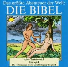 Das größte Abenteuer der Welt: Die Bibel / Altes Testament 1, CD