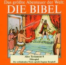 Das größte Abenteuer der Welt: Die Bibel / Altes Testament 8, CD