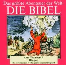 Das größte Abenteuer der Welt: Die Bibel / Altes Testament 9, CD