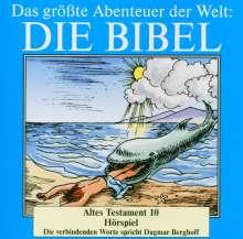 Das größte Abenteuer der Welt: Die Bibel / Altes Testament 10, CD