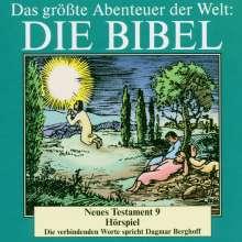 Das größte Abenteuer der Welt: Die Bibel / Neues Testament 9, CD