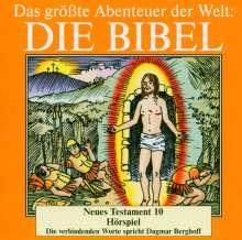 Das größte Abenteuer der Welt: Die Bibel / Neues Testament 10, CD