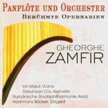 Gheorge Zamfir - Berühmte Opernarien f.Panflöte & Orchester, CD