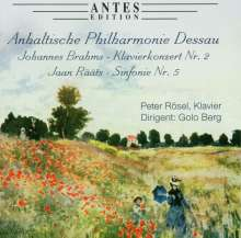Jaan Rääts (geb. 1932): Symphonie Nr.5, CD
