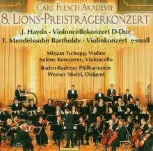8.Lions-Preisträger: Konzert 2005, CD