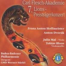 7.Lions-Preisträgerkonzert, CD