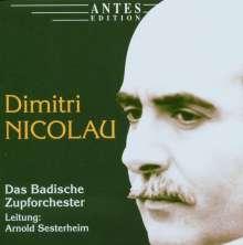 Dimitri Nicolau (1946-2008): 3 Tänze op.190, CD