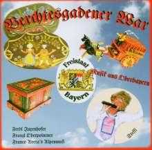 Steffi & Ferdl: Berchtesgadener War, CD