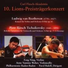 10.Lions-Preisträgerkonzert, CD