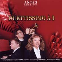 Duettissimo A 3, CD