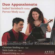 Isabel Steinbach & Pervez Mody - Skandinavische Romantik, CD