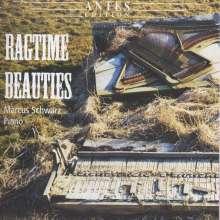 Marcus Schwarz - Ragtime Beauties, CD