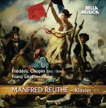Manfred Reuthe - Chopin / Liszt, CD
