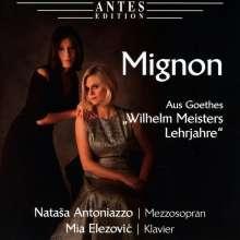 Natasa Antoniazzo - Mignon, CD