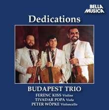 Budapest Trio, CD