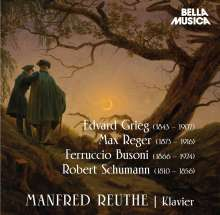 Manfred Reuthe,Klavier, CD