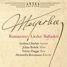 Giacomo Meyerbeer (1791-1864): Romanzen, Lieder, Balladen, 2 CDs