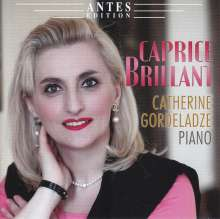 Catherine Gordeladze - Caprice Brillant, CD