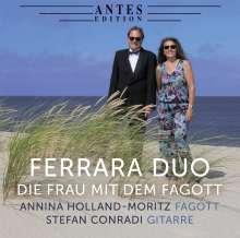Ferrara Duo - Die Frau mit dem Fagott, CD