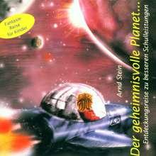 Arnd Stein - Der geheimnisvolle Planet..., CD