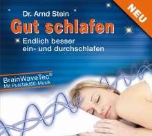 Arnd Stein: Gut schlafen-Besser ein-& durchschlafen, CD
